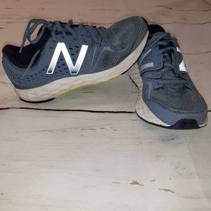 New Balance Shoes - New Balance 8M blue sneakers